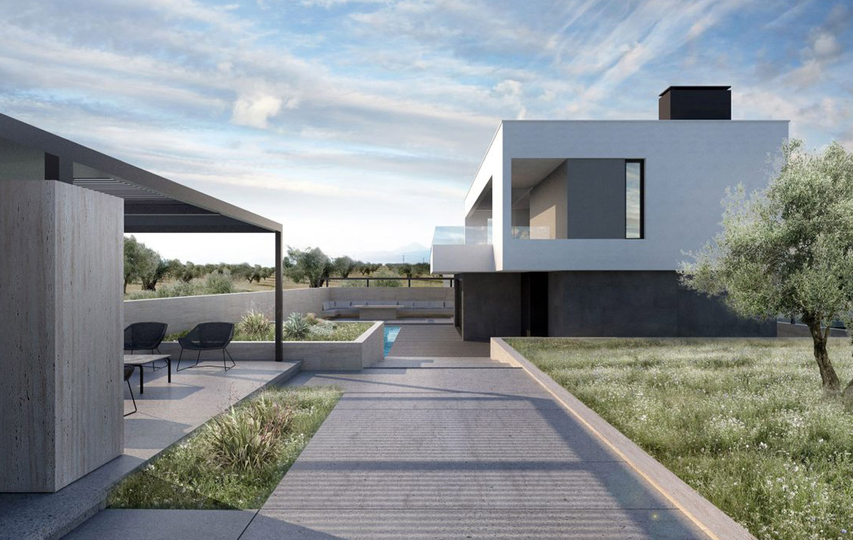 Residence in Heraklion