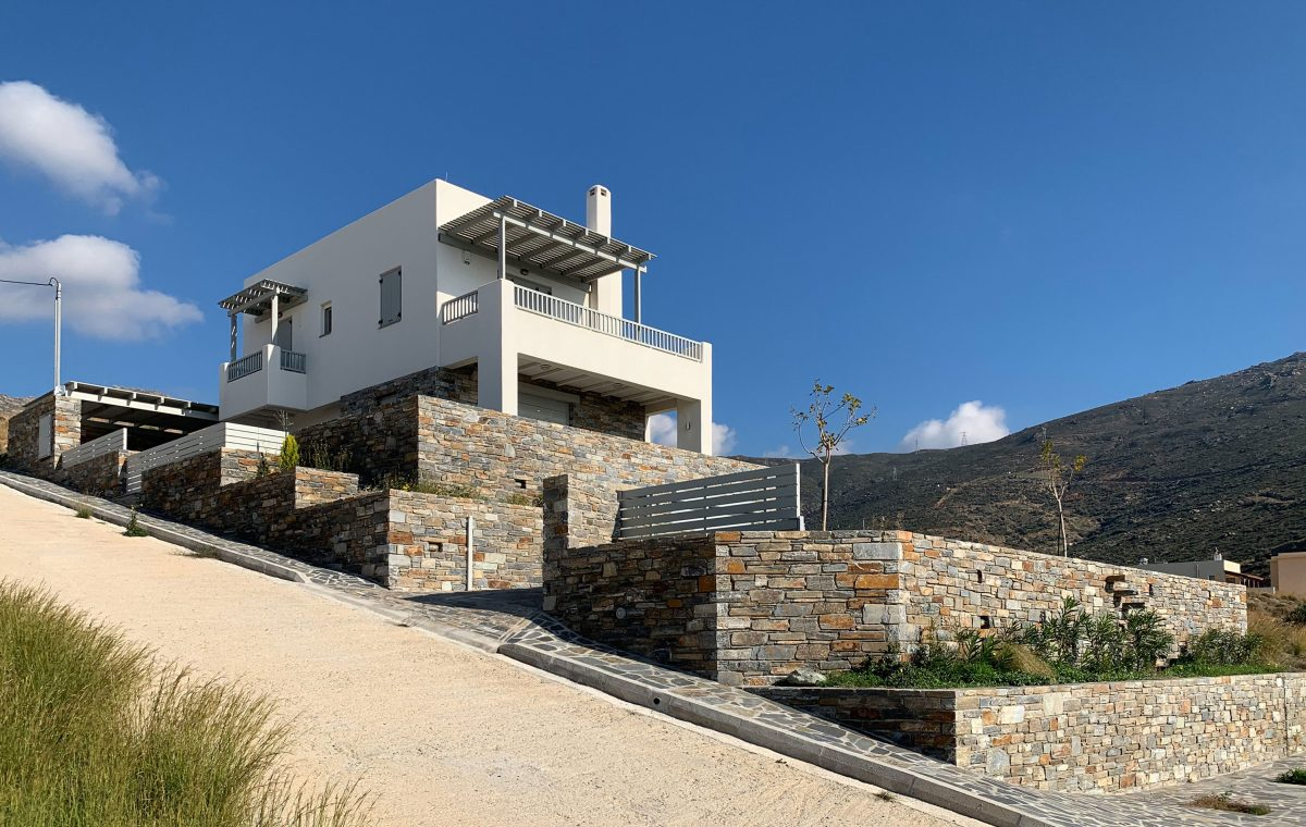 Vacation house in Karystos