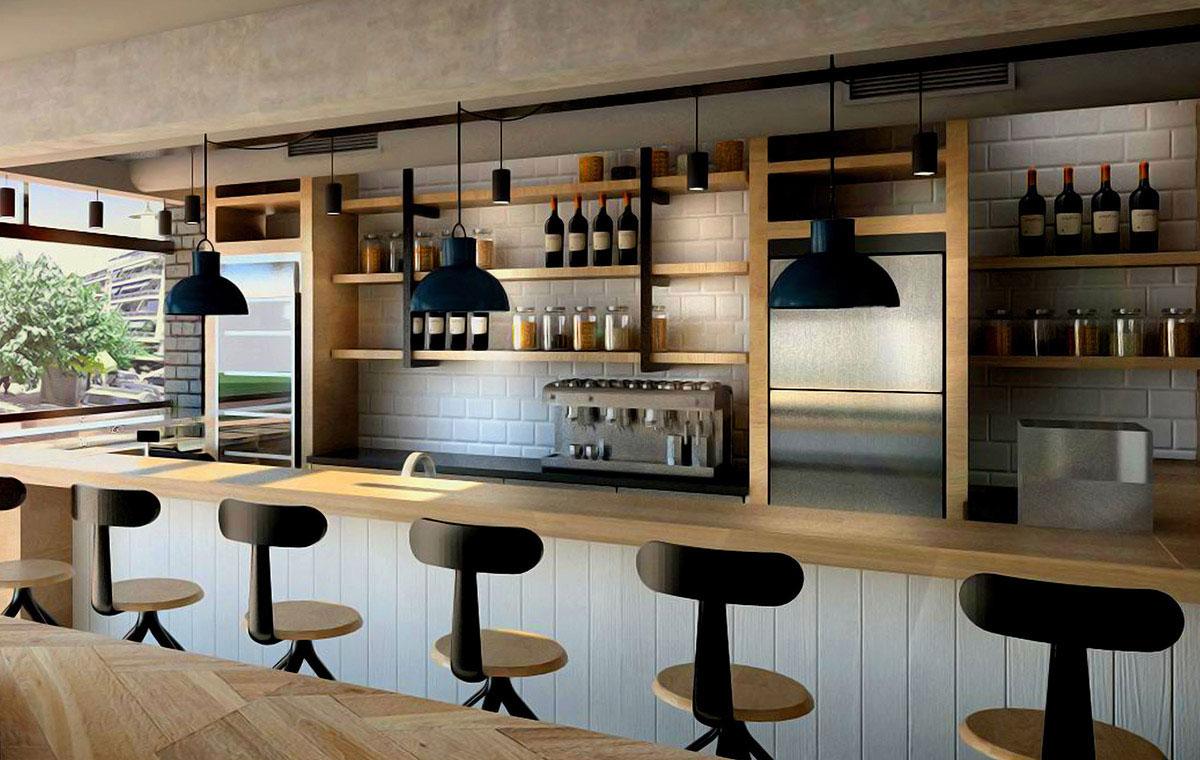 Cafe Bar – Barrister