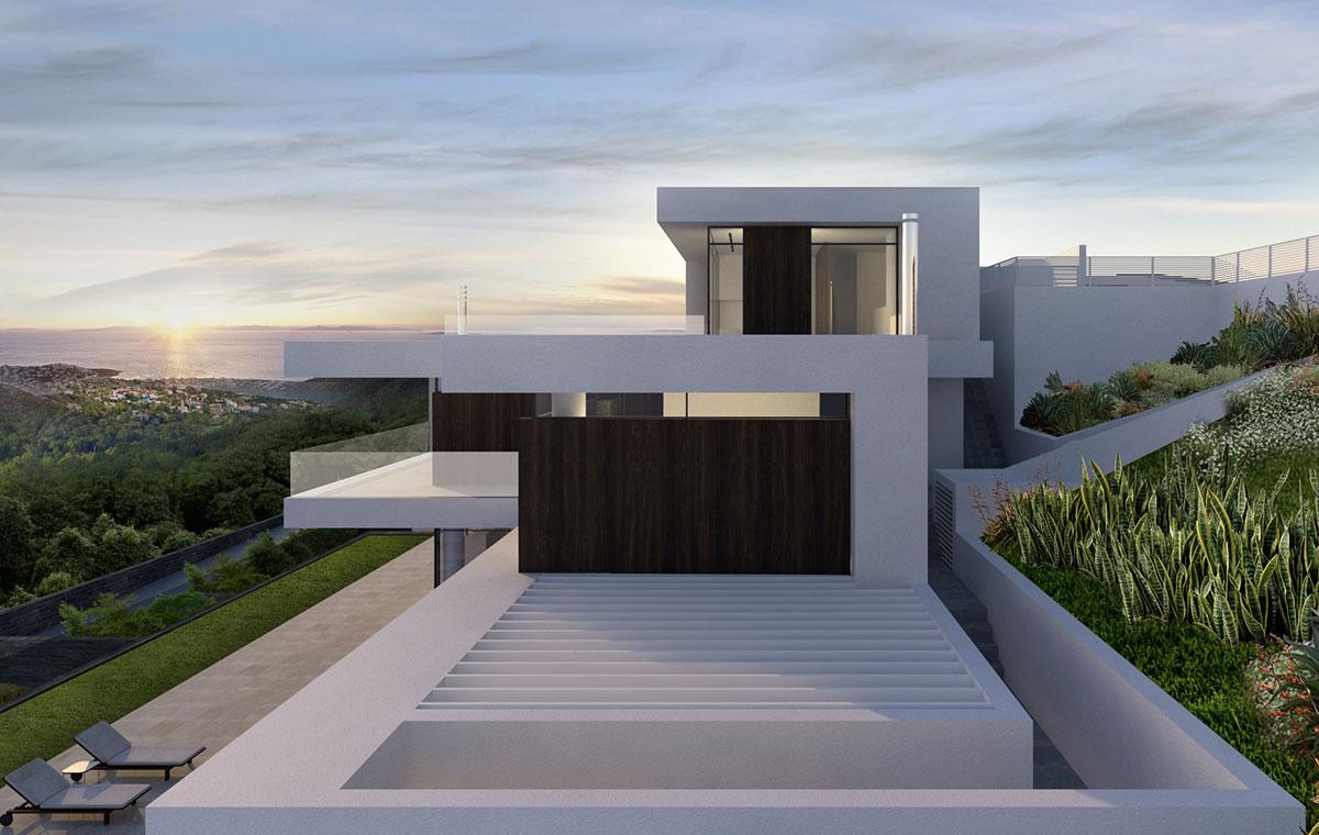 Residence in Penteli