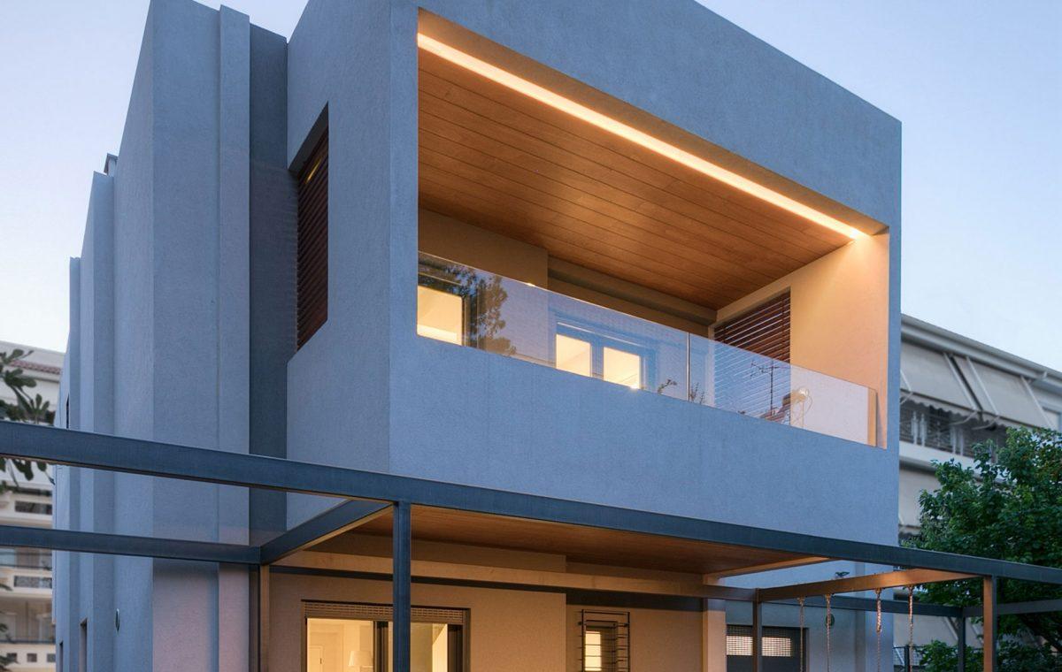 Residence in Neo Iraklio