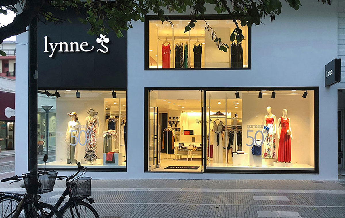 Lynne Fashion Store in Alexandroupolis