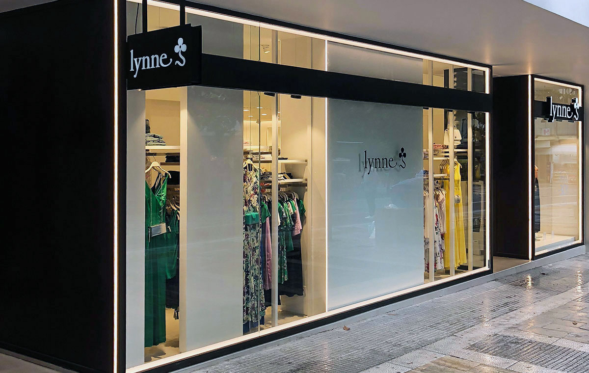 Lynne Fashion store in Serres