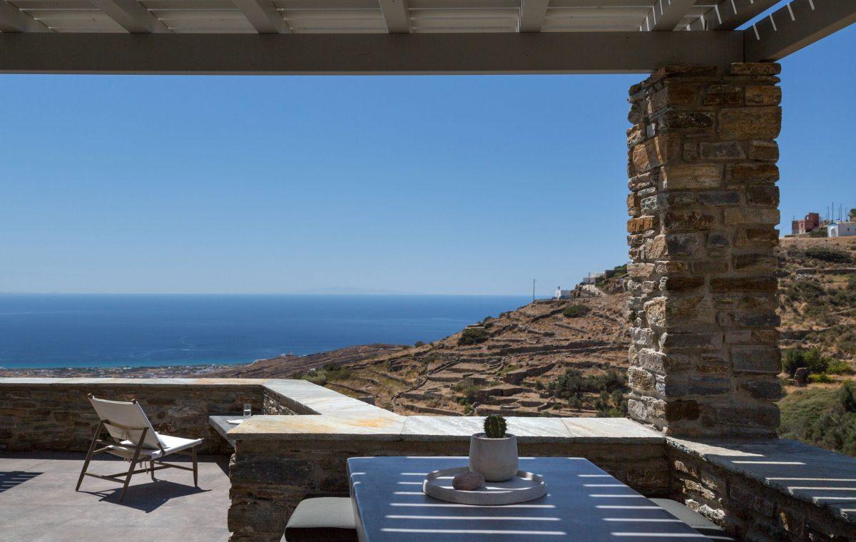 Villa Phoebe in Tinos